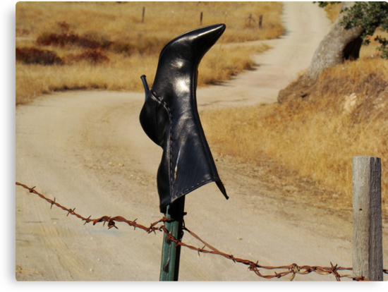 The Boot by Eva Kato