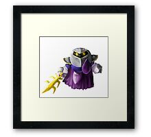 Metaknight Framed Print