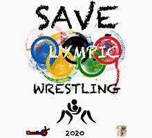 SAVE OLYMPIC WRESTLING!!! Unisex T-Shirt