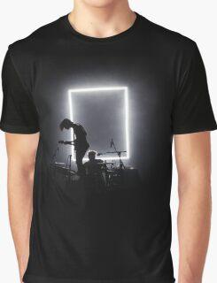 The 1975 - Matt Healy George Daniel Graphic T-Shirt