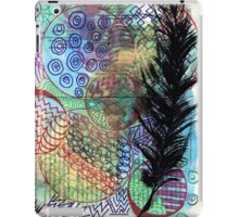 Captured Feather iPad Case/Skin