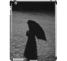 Snow  Silhouette  iPad Case/Skin