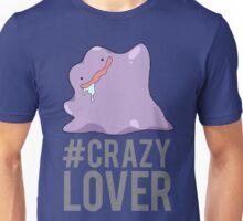 NateWantsToBattle - Crazy Lover Unisex T-Shirt