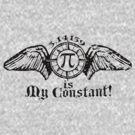 Pi is My Constant by MudgeStudios
