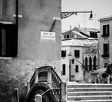 The Streets of Venice  by Andrew & Mariya  Rovenko