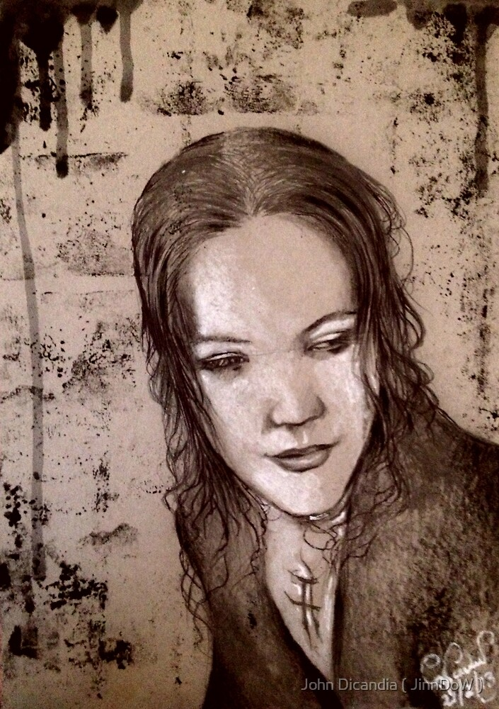 Waiting In The Rain  by John Dicandia ( JinnDoW )