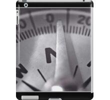 Compass Needle iPad Case/Skin