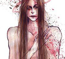 Crimson Valentine by mindxscape