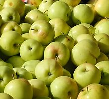 Green Apples  by TCbyT