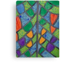 Pattern of Butterfly Wings  Canvas Print