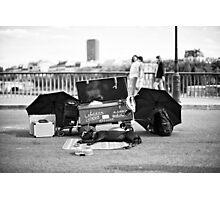 Magician box - Paris Photographic Print