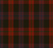 00003 Brown Clan Tartan Fabric Print Iphone Case by Detnecs2013