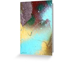 Lost in Transition Greeting Card
