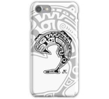 Tribal Whale iPhone Case/Skin