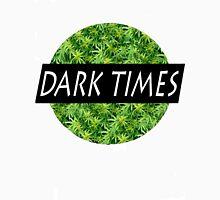 Dark Times Weed Logo Unisex T-Shirt