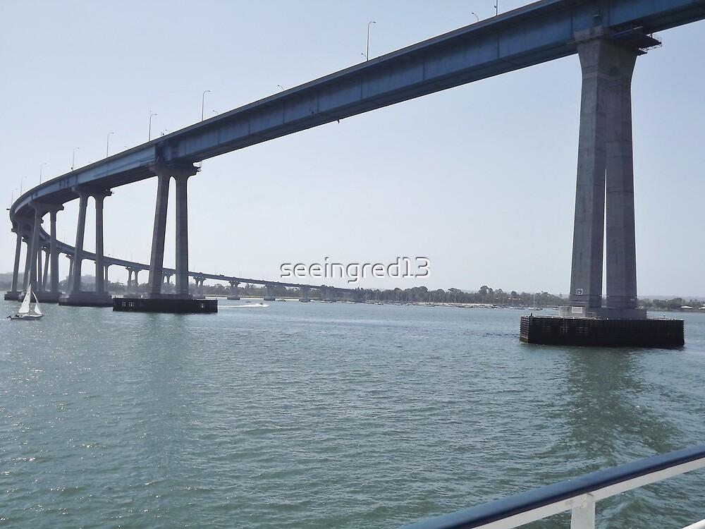 """Coronado """"The Crown"""" Bridge by seeingred13"""