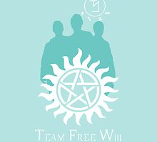 Team Free Will by blamehollywood