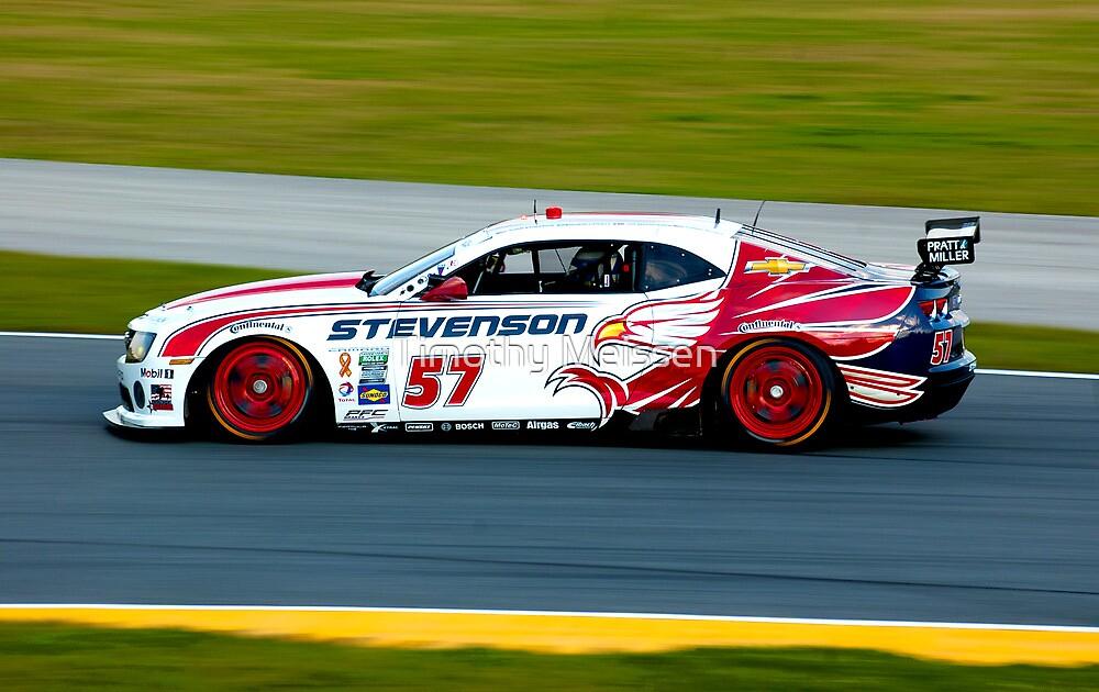 Stevenson Motorsports Camaro GT.R by Timothy Meissen
