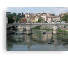 Italian Waters Canvas Print