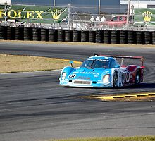 Target Ganassi Riley-BMW Daytona Prototype #01 by Timothy Meissen