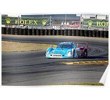 Target Ganassi Riley-BMW Daytona Prototype #01 Poster