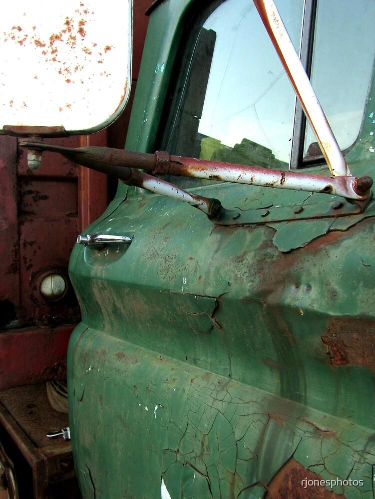Old Chevy Truck by rjonesphotos