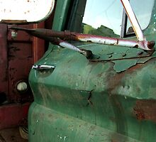 Old Chevy Truck by rjonesphotos
