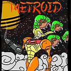 Metroid/ Okami Mashup by CheeseCann0n