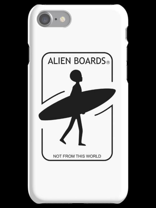 Alien Boards by Achim Klein