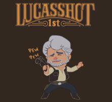 Lucas Shot 1st by hugodourado