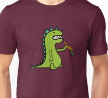 Hungry Dinosaur Unisex T-Shirt
