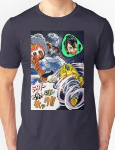 Rider Rocket Drill Kick!! T-Shirt