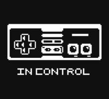 NES Controller shirt by Astrotoast