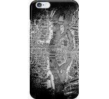Paris à 1550 iPhone Case/Skin