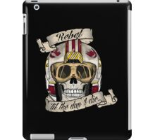 Rebel for Life iPad Case/Skin