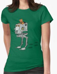 Wocka Walker Womens Fitted T-Shirt