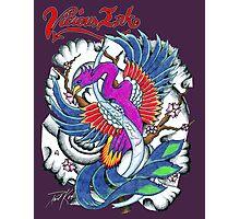 Japanese Phoenix 2 Photographic Print