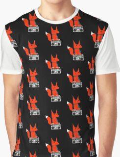 music fox Graphic T-Shirt
