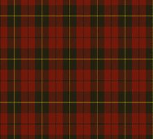 00026 Wallace Clan Tartan Fabric Print Iphone Case by Detnecs2013