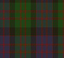 00027 MacDonald Clan Tartan Fabric Print Iphone Case by Detnecs2013