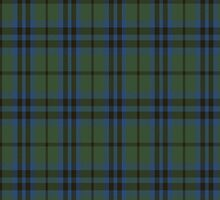 00028 Marshall Clan Tartan Fabric Print Iphone Case by Detnecs2013