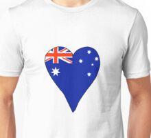I Heart Australia Unisex T-Shirt