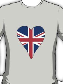 I Heart United Kingdom T-Shirt