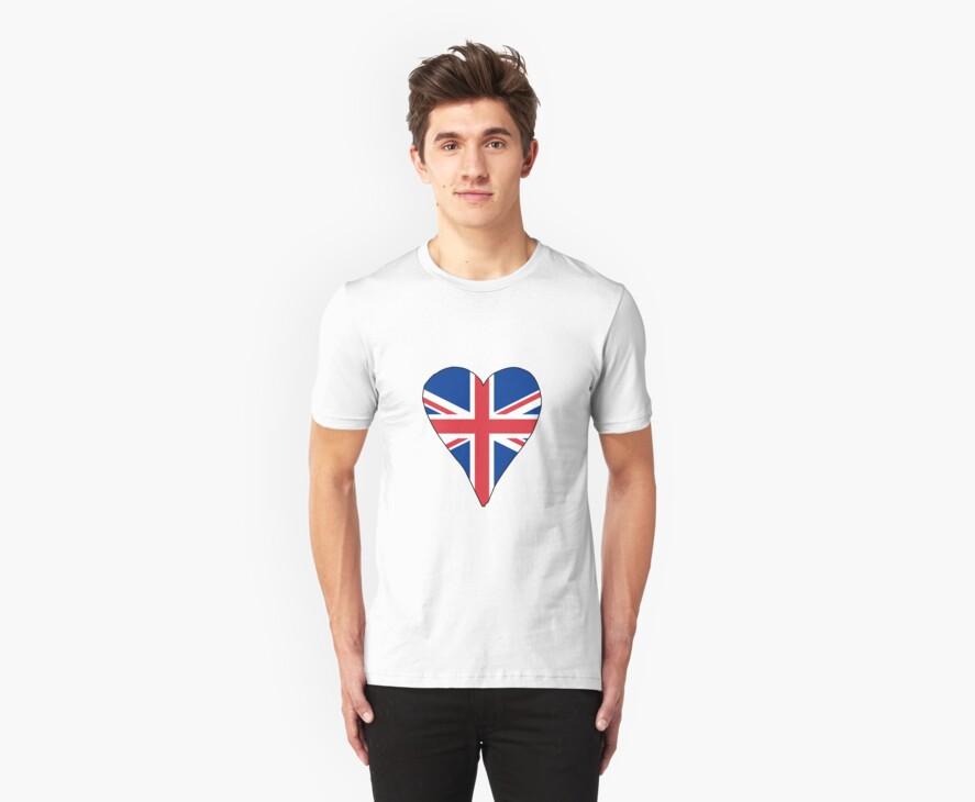I Heart United Kingdom by sebastya