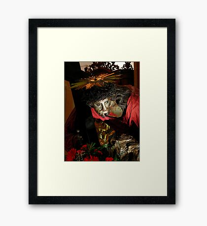 Il Redentore Framed Print