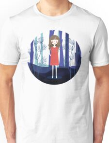 Happy to be lost Unisex T-Shirt