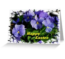 Happy Easter 102 Greeting Card