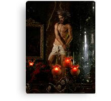 The Scourging At The Pillar Canvas Print