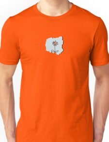 Flower Sketch VRS2 T-Shirt