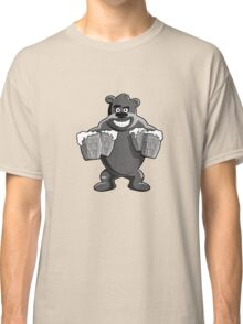Beer? Bear? Both Classic T-Shirt